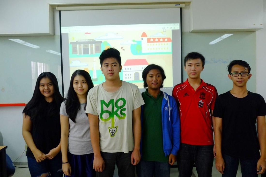 "Team ""Chronicle Studio"" - Game ""Surabaya Battle"""