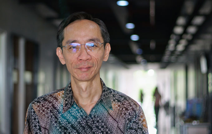 Ir. Daniel M. Wonohadidjojo, M.Eng.
