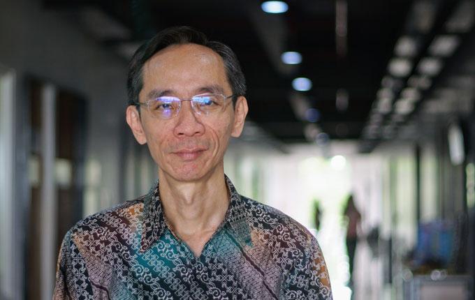 Daniel M Wonohadidjojo