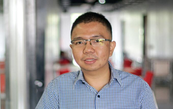 James Wijaya, S.Kom., M.Kom.