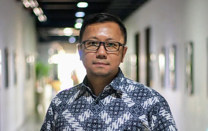 Trianggoro Wiradinata, Ph.D.