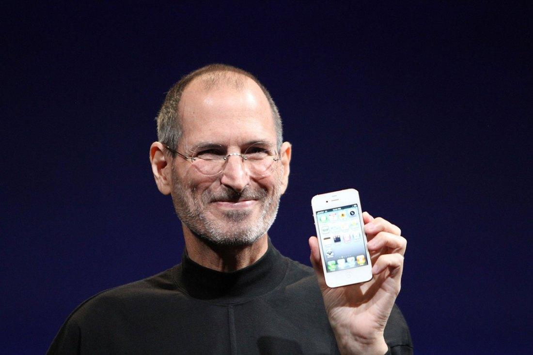 Steve Jobs, source: https://commons.wikimedia.org/wiki/File:Steve_Jobs_Headshot_2010.JPG