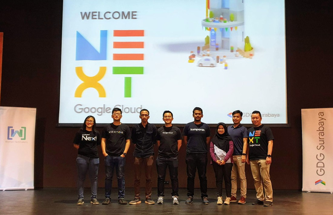 Google Cloud Next Extended 2019 Surabaya Speakers