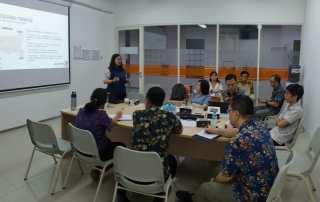 Training for Trainers Computational Thinking di Informatika Universitas Ciputra