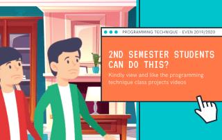 Aplikasi Buatan Mahasiswa Semester 2 Informatika UC