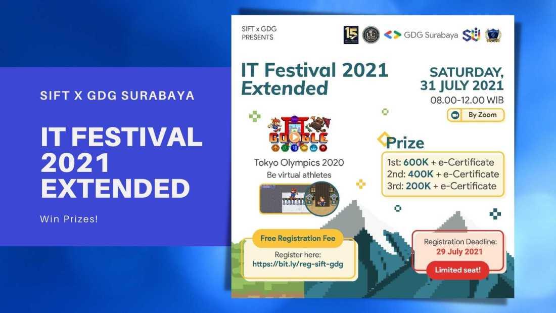 IT Festival 2021 Extended