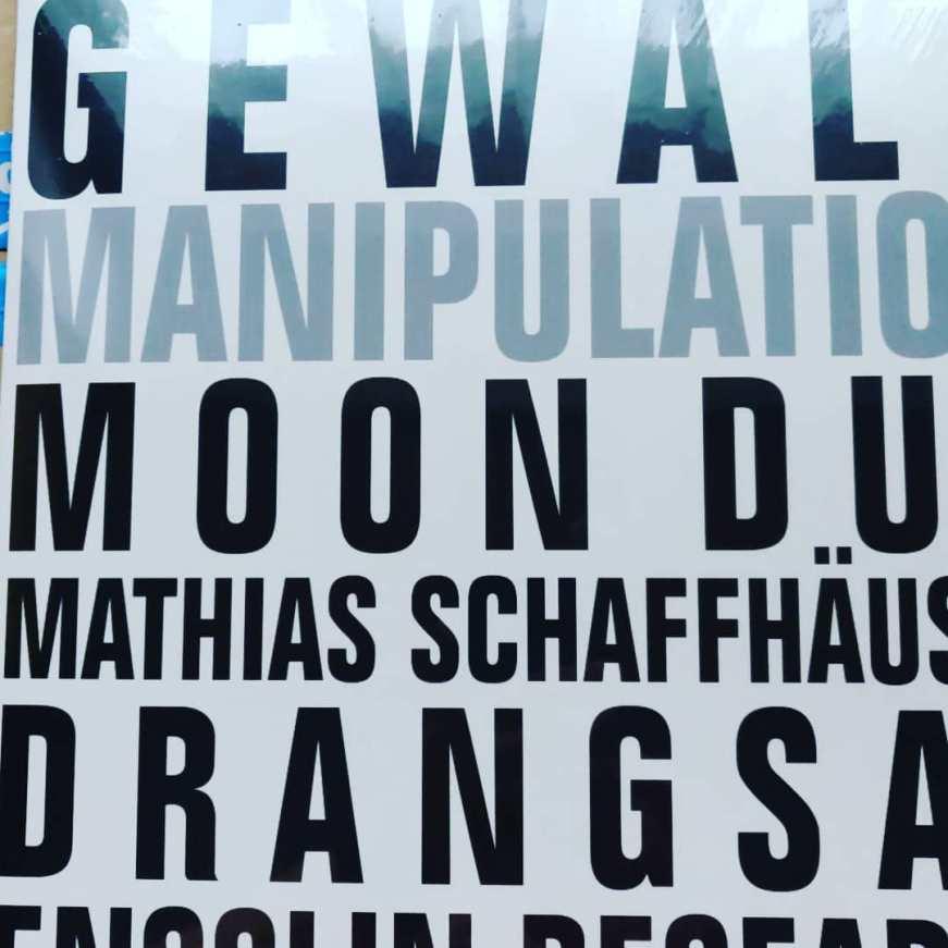 Neue #music von @gewalt_band