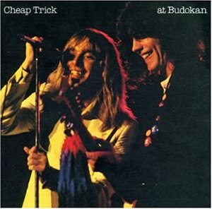 Album cover art for Cheap Trick's at Bukodan