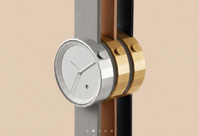 ヨーロッパで人気!日本初上陸のシンプルでおしゃれな腕時計!【chiandchi】の「Polygon watch」
