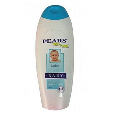 Pears Baby Lotion