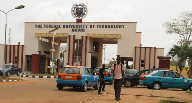 Out Of 13,500 Candidates Admission Will Only Be Giving To 3,500 Candidates In FUTA