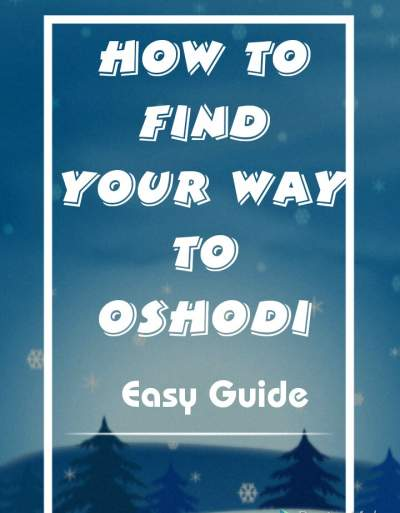 How to get Oshodi