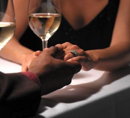 couple-holding-hands-dinner