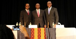 the male African candidates for the Bronx Council seat