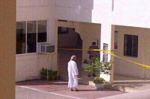 The Royal Oman Police are investigating an incident involving a teacher who shot a student at a school in Shinas, north of Muscat.