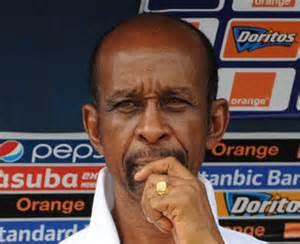 Enugu Rangers Coach, Okey Emordi.