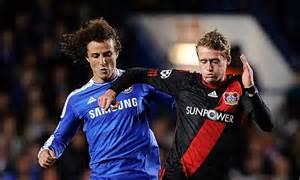 Luiz tacke Schurrle.