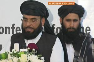 Taliban spokesman Mohammed Naeem