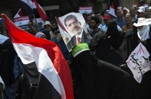 Morsi support