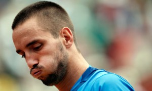 Victor Troicki Reached the Last 32 of Wimbledon Last Month.