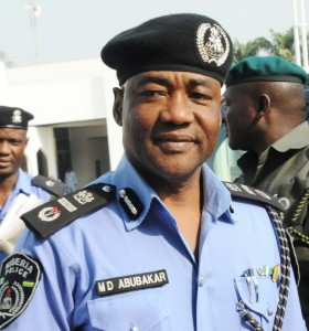Inspector-General of Police, Muhammed Abubakar