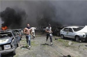 Lebanon bomb