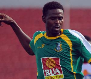 Rabiu Ali Scored Both Kano Pillars' Goals a the Ahmadu Bello Stadium as the 'Sai Maitsugida' Downed Warri Wolves.