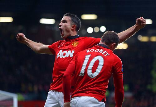 Wayne Rooney and Robin van Persie Could Return Soon.