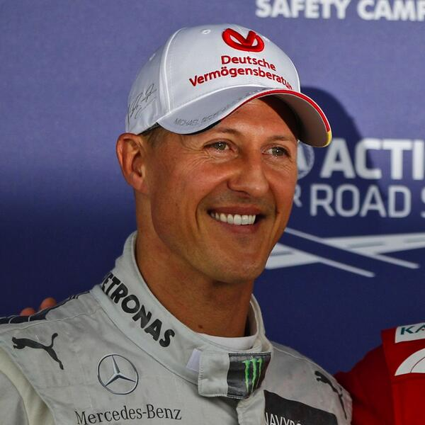 Doctors Working to Get Michael Schumacher Out of Coma.