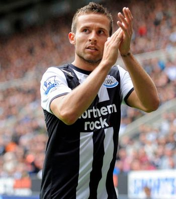 Yohan Cabaye Has been Linked With a Move Away From St. James' Park in the January Transfer Window.