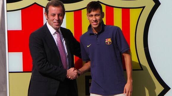 Barca Indicted in Neymar Transfer Saga.