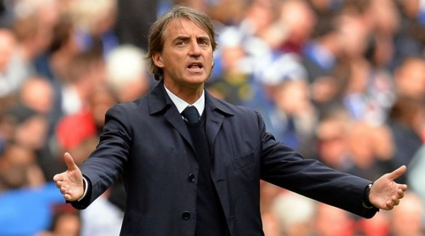 Roberto Mancini Claims Chelsea Can Win Their Champions League Last-16 Tie.