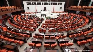 Turkey's parliament
