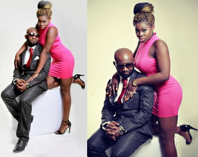 rapper_2shotz_and_wife_pictures