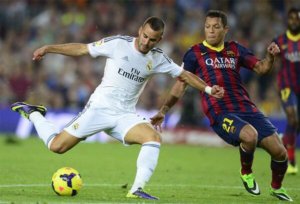 Jese  Rodriguez Scored Real's Only Goal in the First-Leg of This Season's El Classico. The Derby returns This Weekend.