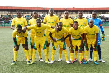 Kano Pillars Tackles Enugu Rangers in their Second Game of the New Nigeria League Season.