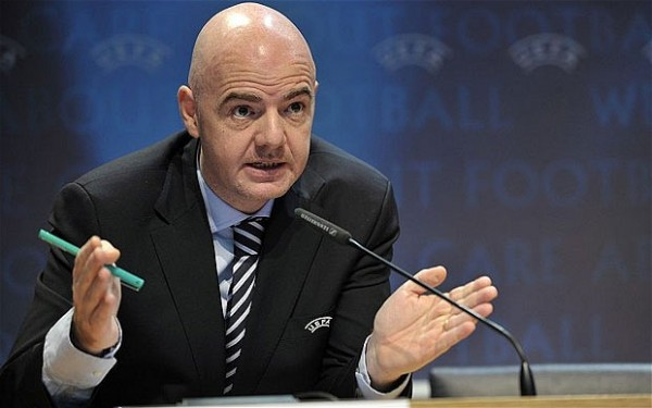 Uefa Secretary General Gianni Infantino Says 'Nations League' Proposal May Get the Go Ahead On Thursday.