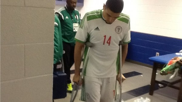 Leon Balogun Says His Recovery from Injury is Swift.