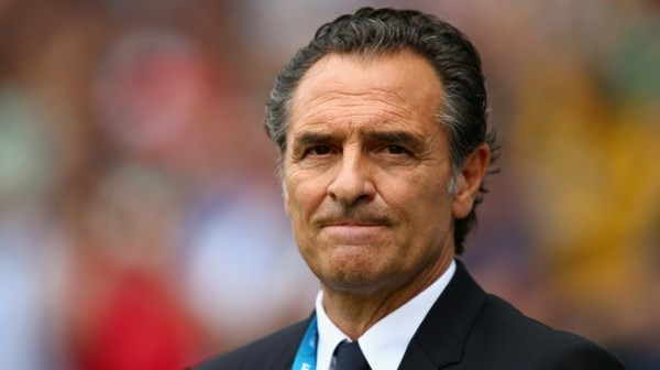 Cesare Prandelli To Resigns as Italy Coach.