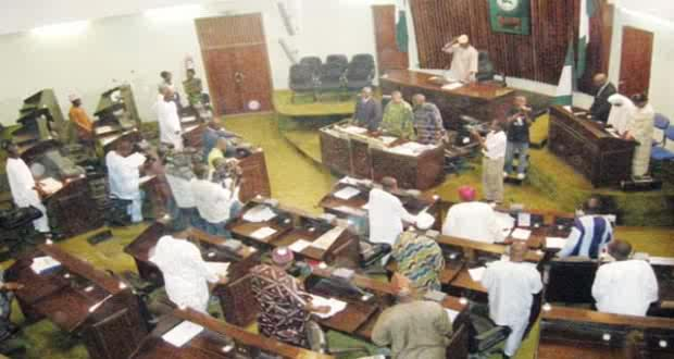 EDO STATE HOUSE OF ASSEMBLY DURING PLENARY