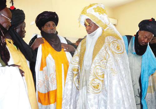 EMIR OF GOMBE