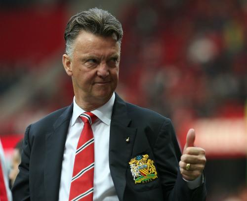 Man United's Win Over QPR Was Their First Three Point in a Competitive Game Since Van Gaal Took Charge. Image: Getty.