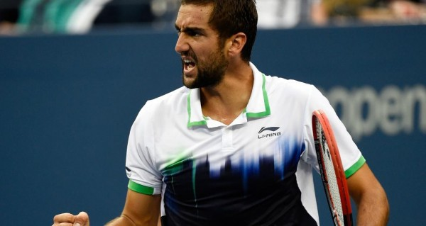 Marin Cilic Beats Kei Nishikor to Win 2014 US Open. Image: Getty.