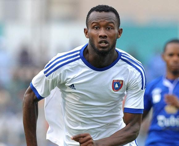 Mfon Udoh Ties Jude Aneke's 20-Goal Record in a Single Nigeria League Season. Image: LMC.