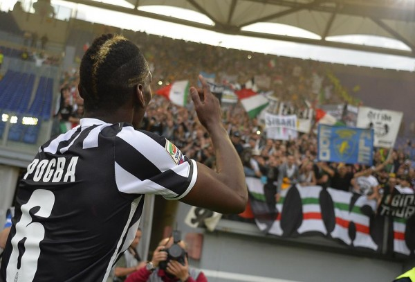 Paul Pogba to Remain With Juventus Until 2019. Image: AFP.