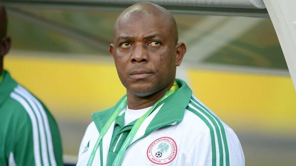 Stephen Keshi Alleges There are Forces Aiming to Damage Super Eagles Ambition. Image: Getty.