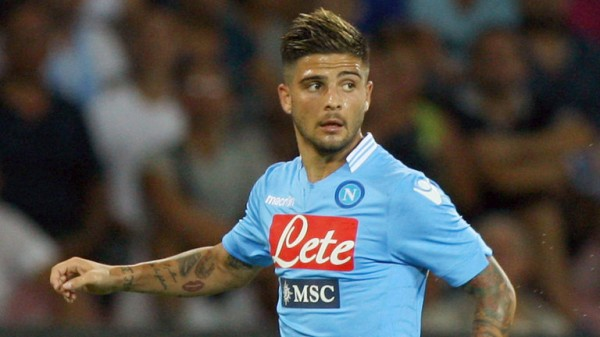 Lorenzo Insigne Out Until 2015.