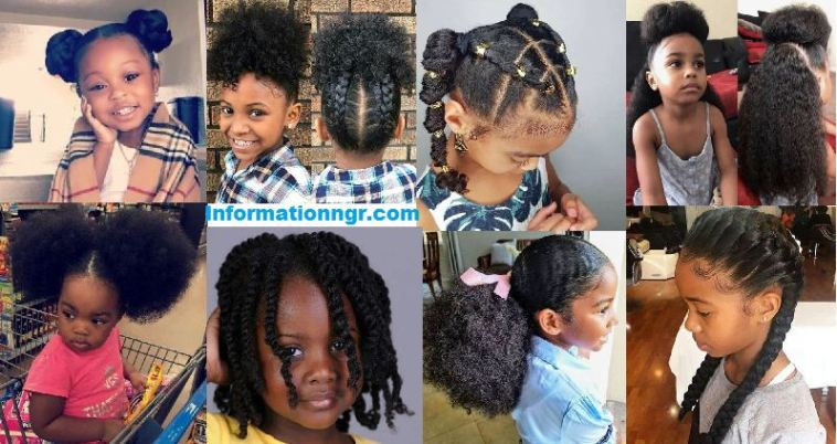 Hairstyles For Baby Girls And Kids