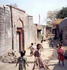 A village in Maharashtra