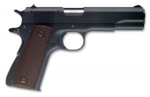 .22-caliber handgun
